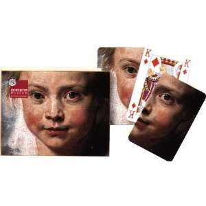 Rubens   Double Deck Playing Cards Toys & Games