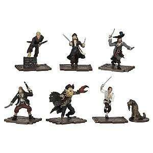 Pirates of the CaribbeanAt Worlds End figurine set Everything Else