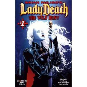 Brian Pulidos Lady Death The Wild Hunt Volume 2 #1 Comic