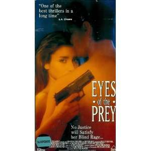 Eyes of the Prey [VHS] Peggy Dunne, Mitchell Litrofsky
