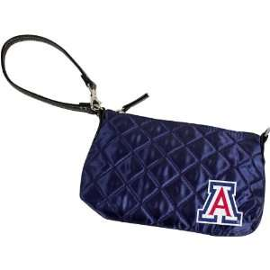 Little Earth Productions Arizona Wildcats Quilted Wristlet