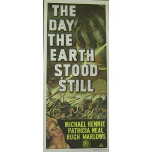 The Day the Earth Stood Still (Hand on Earth) Movie Poster Print   13