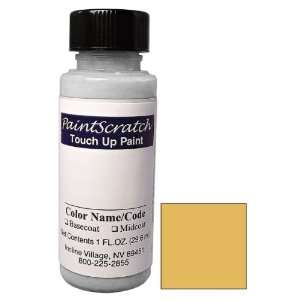 of Prairie Yellow Touch Up Paint for 1971 Ford Trucks (color code