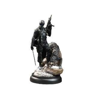 Joe   Snake Eyes and Timber Statue (51 cm PVC Figure) SIDESHOW [JAPAN
