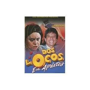 Dos Locos en Aprietos Cesar Bono Movies & TV