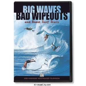 Big Waves, Bad Wipeouts DVD Movies & TV