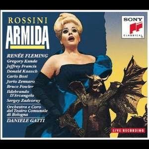 Rossini   Armida / Fleming, Kunde, Francis, Kaasch, Fowler