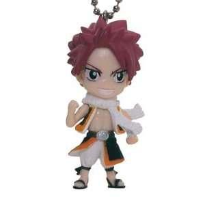 Fairy Tail mini Deformed Figure Series Keychain Natsu Dragneel