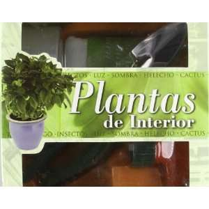 Plantas de Interior (9788430566556): Books