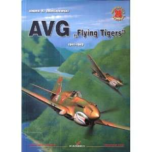 AVG Flying Tigers 1941   1943 Air Miniatures No. 28