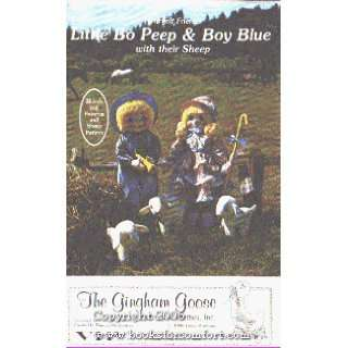 Bo Peep & Boy Blue & Their Sheep, Gingham Goose 026: The Gingham Goose