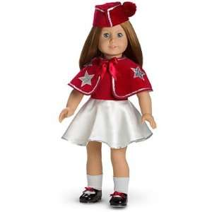 American Girl Mollys Friend Emilys Tap Dancing Outfit with Tap Shoes