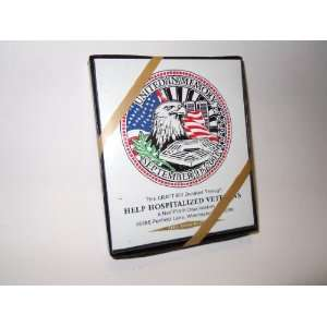 United In Memory Sept. 11, 2001   24kt. Gold Plated Ornament Craft Kit