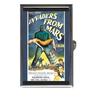 INVADERS FROM MARS SCI FI HORROR Coin, Mint or Pill Box