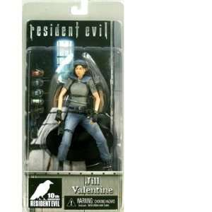 10th Anniversary Series 1 Jill Valentine Action Figure Toys & Games