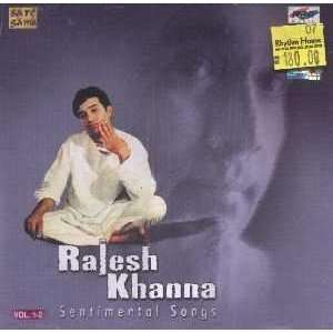 Rajesh Khanna Sentimental Songs (2CD Set) Music