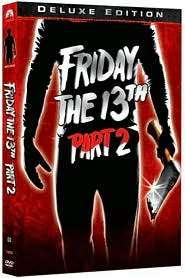Friday the 13th, Part 2, Amy Steel, DVD   Barnes & Noble