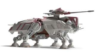 Star Wars Clone Wars AT TE  Model Kits  The Toy Shop