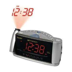 new emerson digital alarm clock radio with cd player. Black Bedroom Furniture Sets. Home Design Ideas