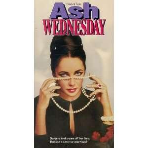 Ash Wednesday [VHS]: Elizabeth Taylor, Henry Fonda, Helmut