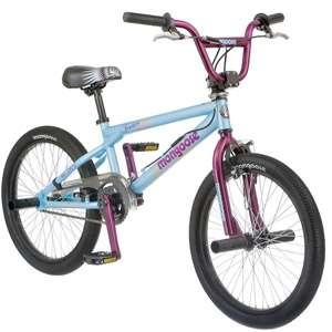 Mongoose Feature 20 Girls Freestyle Bike Bikes