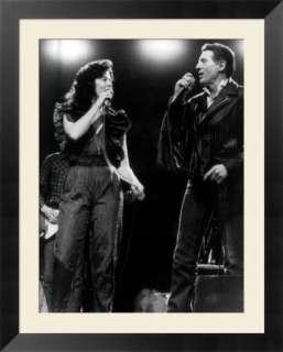 Jerry Lee Lewis Singing on Stage with Sister Linda Gail Lewis Pre made