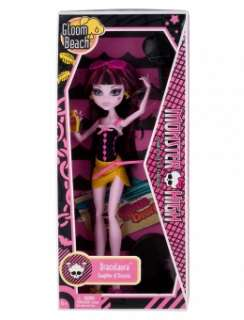 Justice   Monster High Gloom Beach Draculaura Doll customer reviews