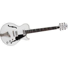 Luna Guitars Athena Sun Semi Hollowbody Electric Guitar  Musicians