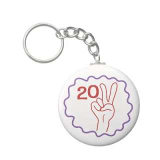 Class 2011 Peace Sign Key Chains  Zazzle.co.uk