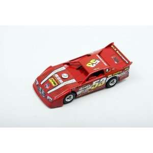 Diecast Company 1/64 Ray Cook #53 D&R Motorsports 2010 Dirt Late Model