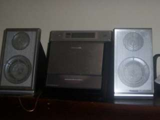 Panasonic SA EN17 Shelf Stereo System