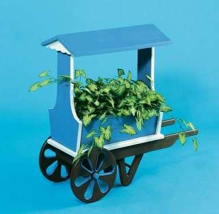 Klockit   Flower Cart Plan