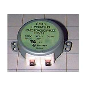 Sharp Microwave Turntable Motor RMOTDA252WRZZ Home