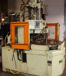 Plastic Injection Molding Machine NIIGATA Type CND 50 VR No. 80086 R