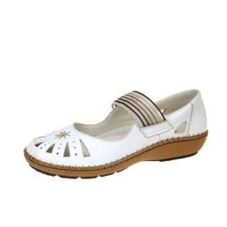 Flats › Rieker › Rieker Sandals Rieker 44865 80 Cindy White