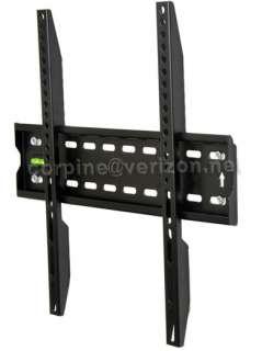 Ultra Slim Wall Mount Bracket for Flat Screen Plasma LCD LED TV