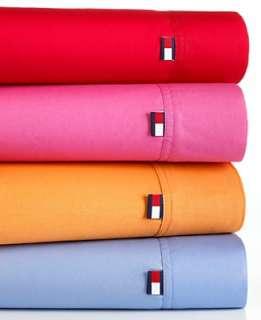 Tommy Hilfiger T 200 Solid Sheet Sets   Tommy Hilfiger   Bed & Bath