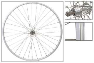 Quick Release Alloy Bicycle 27x1 1/4 Wheel Set Bike