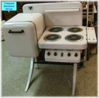 Electrochef B 2 Stove ca1929 Electromasters Detroit NR