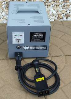 POWERWISE EZ GO EZGO 36 Volt Golf Cart Battery Charger