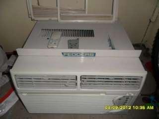 FEDDERS 8000 BTU WINDOW/WALL AIR CONDITIONER w/ REMOTE ★★★★★