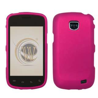 Illusion VERIZON CELL PHONE ROSE PINK SKIN PROTECTOR HARD CASE COVER