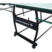 Sportcraft Prime Time 2 Piece Table Tennis Table Sportcraft Prime Time