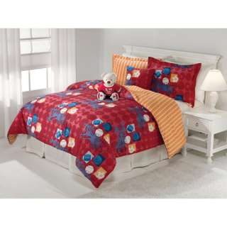 Build a Bear Workshop MVP Bedding Set Kids & Teen Rooms