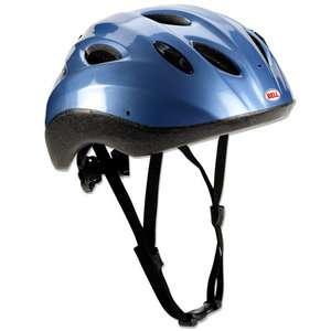 Impulse Blue Adult Bike Helmet