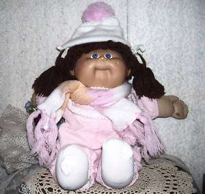 CPK CABBAGE PATCH KIDS DOLL COLECO 1985 XAVIER ROBERTS