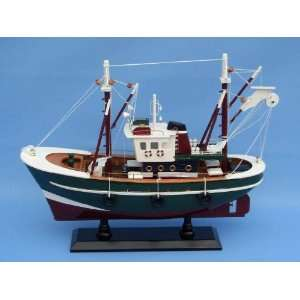 Time 16 Model Ship Fishing Boats Replica Boat Not a Kit Toys & Games
