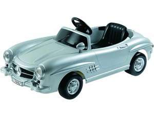 New Classic Mercedes Benz 300SL Ride On Power Kids Ride On Wheels Car