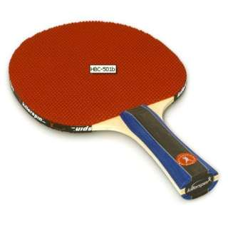 Killerspin HBC 501b Hardbat Straight Table Tennis Paddle Game Room