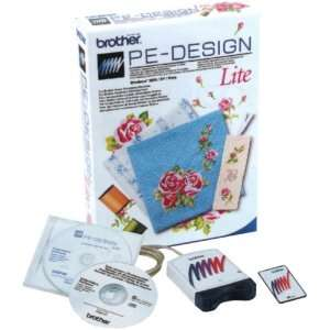Lite Embroidery Software   Comes with Rewritable Embroidery Card